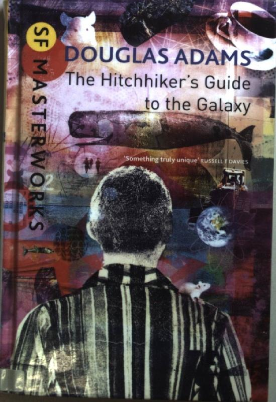 The Hitchhiker S Guide To The Galaxy By Adams Douglas Gateway