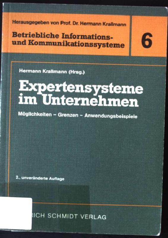 Expertensysteme im Unternehmen