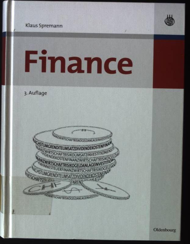 finance investition unternehmensfinanzierung kapitalstruktur imf international management and finance