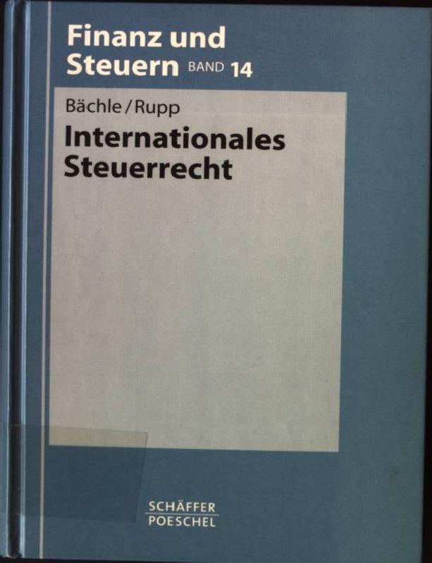 brennpunkte im deutschen internationalen steuerrecht ldicke jrgen