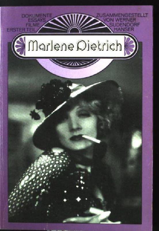 Marlene Dietrich; Teil 1. Retrospektive ; 1977 - Gandert, Gero