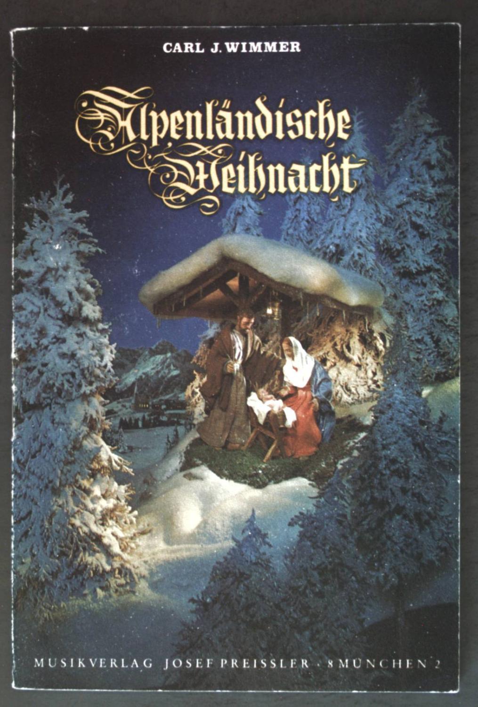 Alpenländische Weihnachtslieder Noten.Weihnachtslieder Zum Singen Zvab