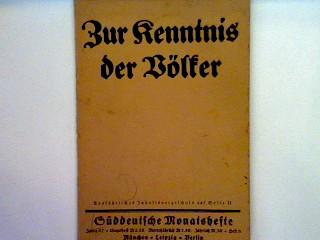 Die geistige Hebung der Volksmassen in England: Sieper, Ernst (Hrsg.),