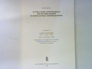 Zu frühen Schrift- und Bildzeugnissen über die: Kroos, Renate:
