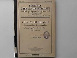 Gustav Ruhland - Ein deutscher Bauerndenker im: Bülow, Friedrich: