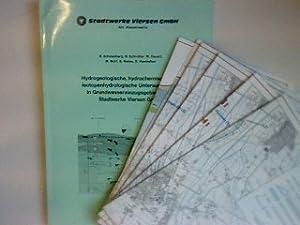 Hydrogeologische, hydrochemische und isotopenhydrologische Untersuchungen in Grundwassereinzugsgebieten: Schulenberg, S., R.