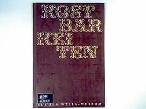Kostbarkeiten aus dem Wella-Museum: Wella AG (Hrsg.):
