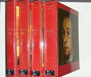 Goya 1746-1828. Biographie, Analyse critique et Catalogue: Gudiol, José: