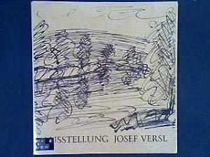 Josef Versl; Ausstellung zum 70. Geburtstag des