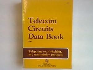 Telecom Circuits Data Book 1987; Telephone set,: Texas Instruments (Hrsg.):