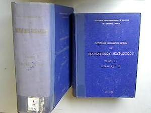 Diccionario geográfico postal de homónimos hispánicos (2: Academia Iberoamericana y