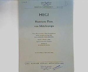 Cyperaceen (Sauergräser, Riedgräser) Hegi : Illustrierte Flora: Schultze-Motel, Wolfram:
