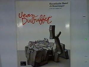 Jean Dubuffet: L'Hourloupe Kunsthalle Basel: 6.6. bis: Basler, Kunstverein: