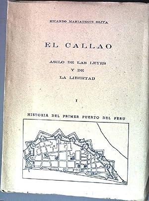 El Callao - Asilo de las leyes: Oliva, Ricardo Mariategui: