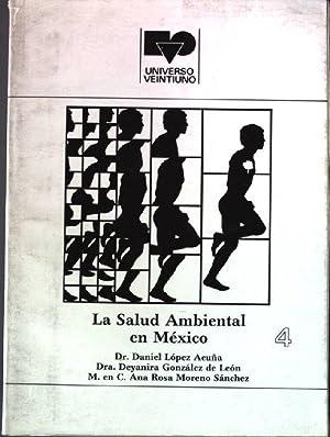 La Salud Ambiental en Mexico Coleccion Medio: Acuna, Daniel Lopez,