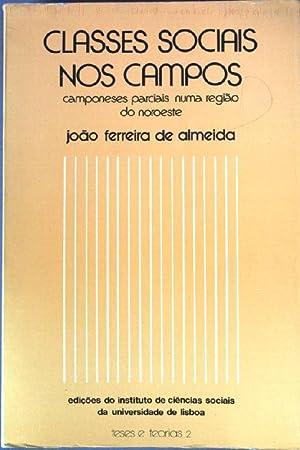 Classes socais nos campos - Camponesas parciais: Almeida, Joao Ferreira