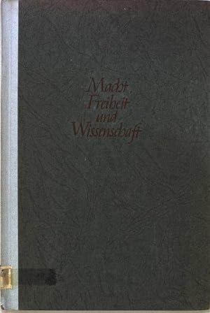 Macht, Freiheit und Wissenschaft;: Birker, Lord Lindsay