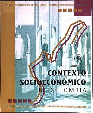 Contexto socioeconomico de Colombia: Yepes Ocampo, Juan