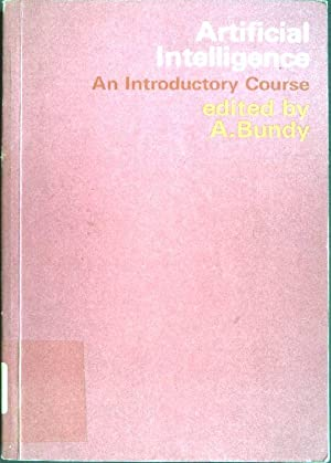 Elements of artificial intelligence: an introductory course: Bundy, Alan [Ed.]:
