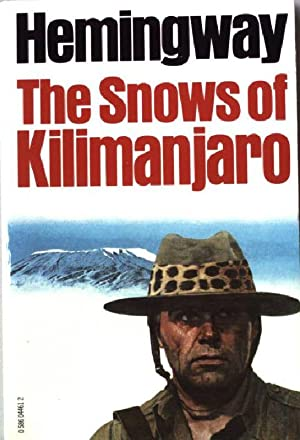 Image result for The snows of Kilimanjaro panther books