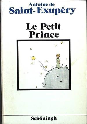 Le petit prince.: Saint-Exupery, Antoine de: