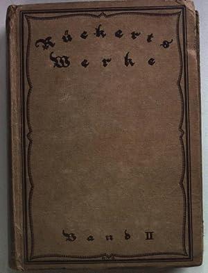 Friedrich Rückerts ausgewählte Werke in sechs Bänden: Stein, Philipp: