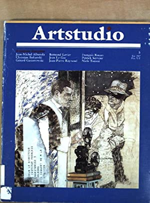 Artstudio No. 5 : Jean-Michel Alberola, Christian: Templon, Daniel: