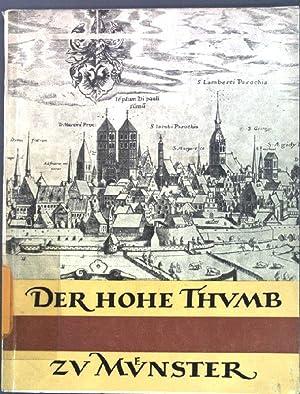 Der Hohe Thumb zu Münster;: Bierbaum, Max: