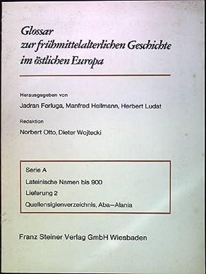 Glossar zur frühmittelalterlichen Geschichte im östlichen Europa;: Otto, Norbert und