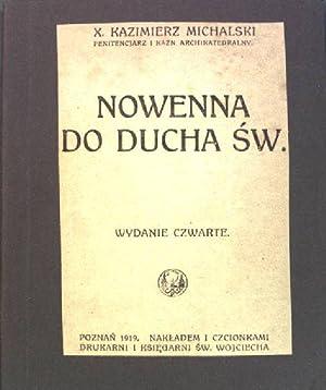 Nowenna do Ducha SW.: Stablewskiego, Florjana und