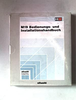 M19 Bedienungs- und Installationshandbuch. Olivetti Personal Computer: Olivetti: