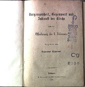 Vergangenheit, Gegenwart und Zukunft der Kirche nach der Offenbarung des h. Johannes: Exspectavi, ...