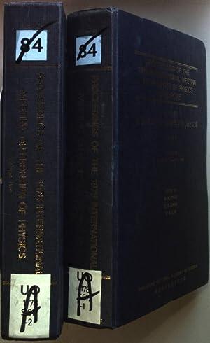 Proceedings of the 1978 International Meeting on: Phua, K.K., C.K.