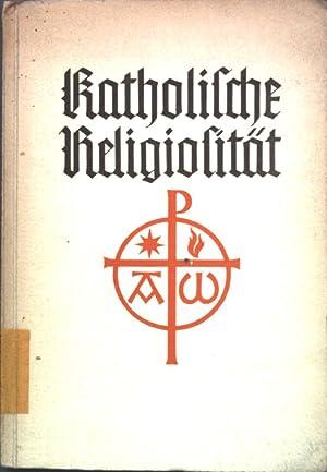 Katholische Religiosität: Maran atha Komme, Herr!;: Kreuser, Martin: