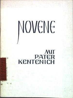 Novene mit Pater Kentenich;: Schönstätter Marienschwestern: