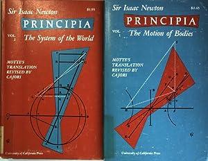 Sir Isaac Newton's Mathematical Principles of Natural: Cajori, Florian: