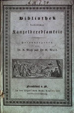 Bibliothek katholischer Kanzelberedsamkeit: Räß, A. [Hrsg.]