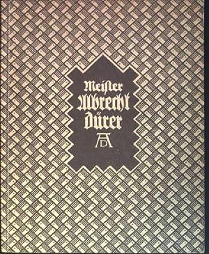 Meister Albrecht Dürer: Gemälde und Handzeichnungen; mit
