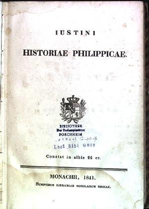 Historiae philippicae: Iustini: