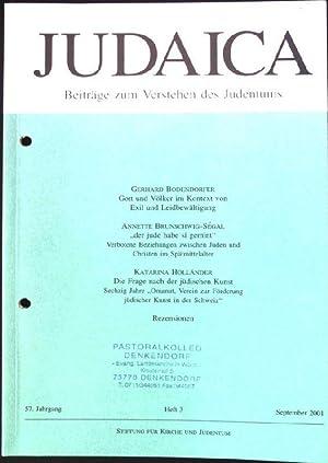 Gott und Völker im Kontext von Exil: Bodendorfer, Gerhard: