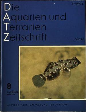 Die Zitronensalmler (Hyphessobrycon pulchripinnis). - in : Nieuwenhuizen, Arend van