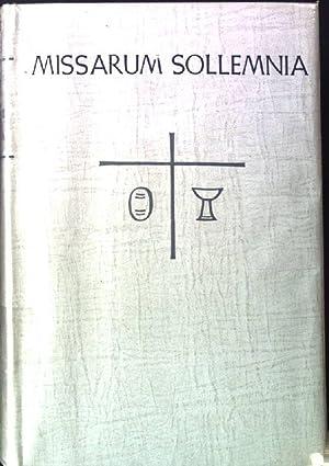 Missarum Sollemnia Zweiter Band : Opfermesse.: Jungmann, Josef Andreas: