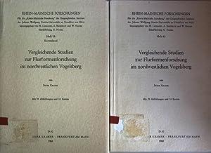 Vergleichende Studien zur Flurformenforschung im nordwestlichen Vogelsberg: Krause, Peter: