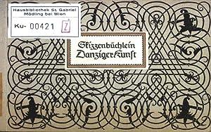 Skizzenbüchlein Danziger Kunst;: Angerholm, Paul und