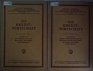 Die Kreditwirtschaft (2 Teile KOMPLETT) - Vorträge