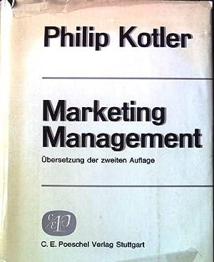 Marketing-Management.: Kotler, Philip: