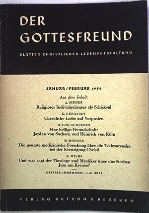 Die neueste medizinische Forschung über die Todesursache: Mödder, Hermann: