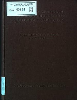 De Dietse Vertaling van suso's Horologium Aeternae: Wijnperssee, A.G.M. van