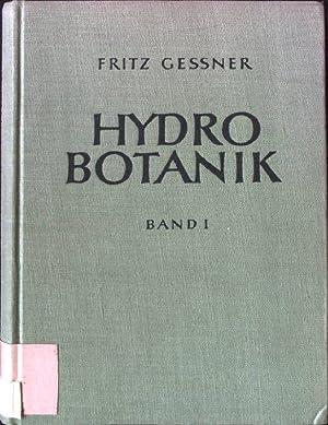 Hydrobotanik I : Energiehaushalt.: Gessner, Fritz: