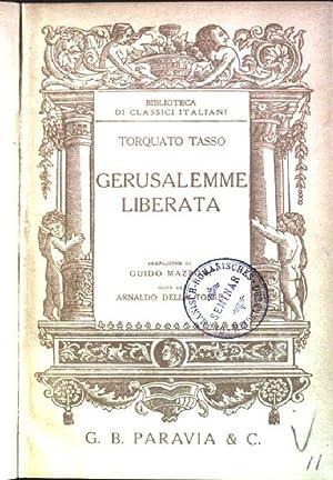 Gerusalemme liberata: poema eroico Biblioteca di Classici: Tasso, Torquato: